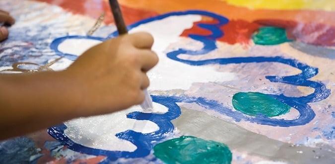 Terapías expresivas con arte